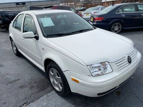 2002 Volkswagen Jetta for sale at All American Autos in Kingsport TN