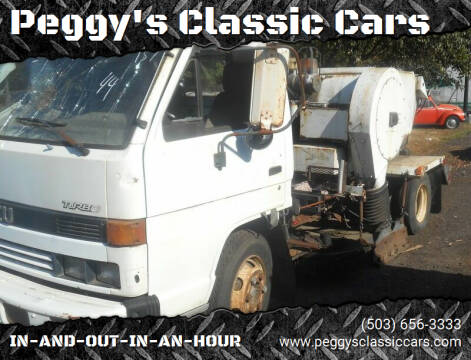 1993 Isuzu Sweeper for sale at Peggy's Classic Cars in Oregon City OR