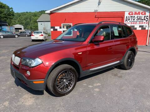 2010 BMW X3 for sale at GMG AUTO SALES in Scranton PA
