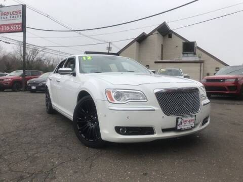 2012 Chrysler 300 for sale at PAYLESS CAR SALES of South Amboy in South Amboy NJ