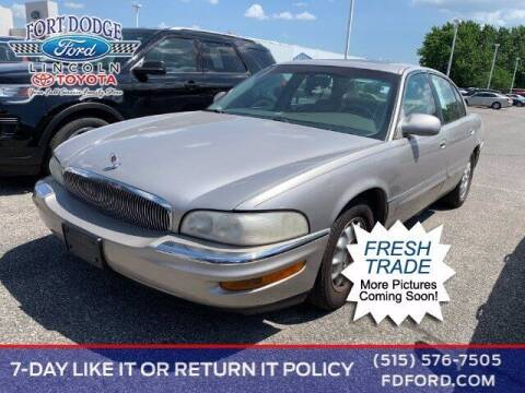1997 Buick Park Avenue for sale at Fort Dodge Ford Lincoln Toyota in Fort Dodge IA