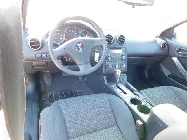 2008 Pontiac G6 Value Leader 4dr Sedan - Madison TN