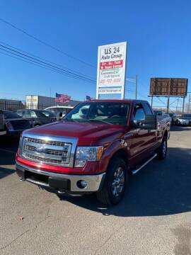 2013 Ford F-150 for sale at US 24 Auto Group in Redford MI