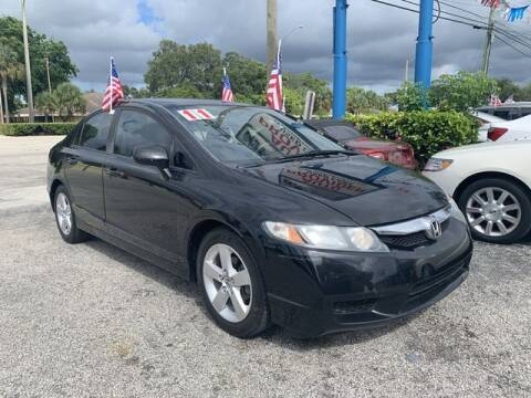 2011 Honda Civic for sale at AUTO PROVIDER in Fort Lauderdale FL