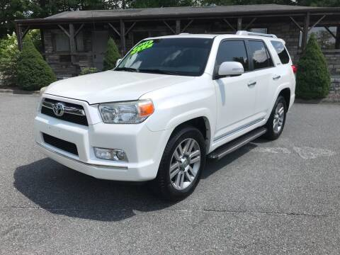 2011 Toyota 4Runner for sale at Highland Auto Sales in Boone NC