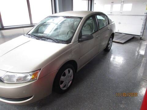 2004 Saturn Ion for sale at Settle Auto Sales TAYLOR ST. in Fort Wayne IN