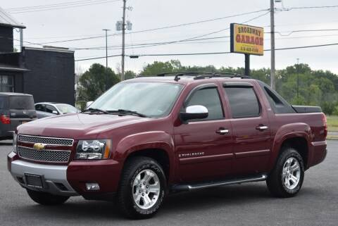 2008 Chevrolet Avalanche for sale at Broadway Garage of Columbia County Inc. in Hudson NY