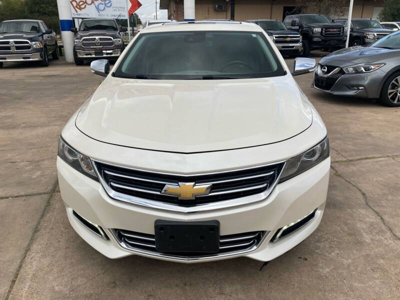2014 Chevrolet Impala LTZ 4dr Sedan w/2LZ - Houston TX