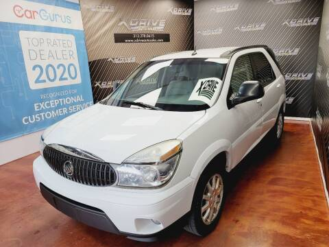 2006 Buick Rendezvous for sale at X Drive Auto Sales Inc. in Dearborn Heights MI