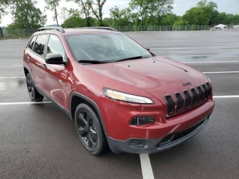 2017 Jeep Cherokee for sale at CON ALVARO ¡TODOS CALIFICAN!™ in Columbia TN