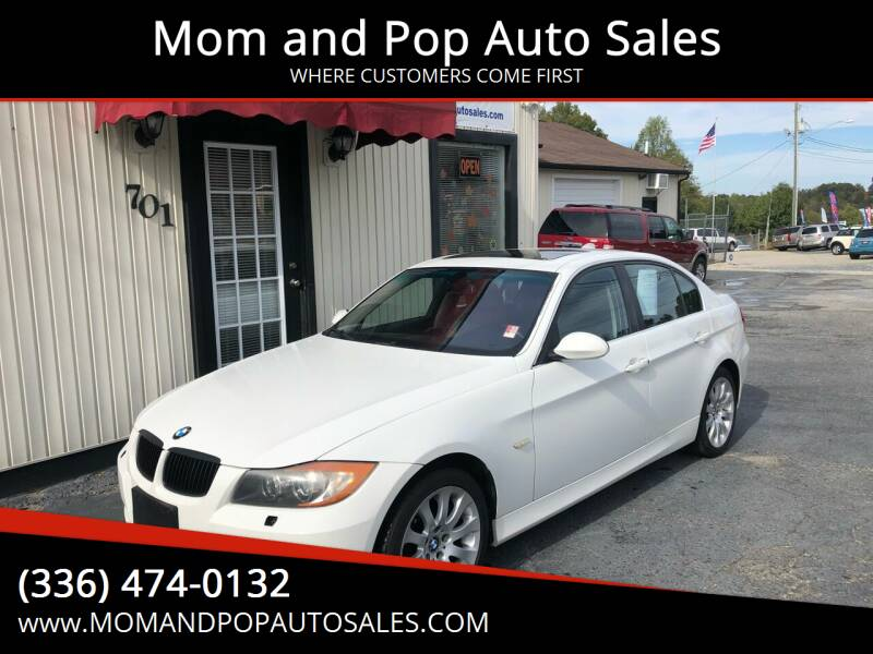 2008 BMW 3 Series for sale at Mom and Pop Auto Sales LLC in Thomasville NC