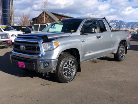 2014 Toyota Tundra for sale at Snyder Motors Inc in Bozeman MT