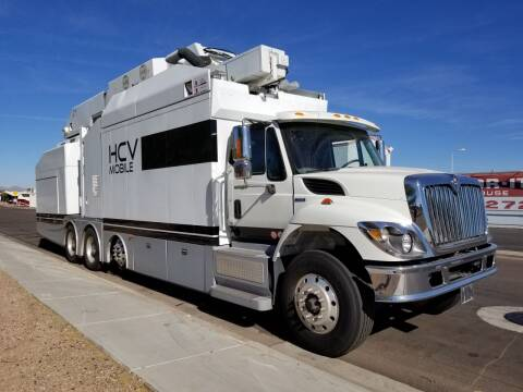 2009 International WorkStar 7400 for sale at SULLIVAN MOTOR COMPANY INC. in Mesa AZ