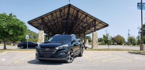 2016 Hyundai Tucson for sale at D&C Motor Company LLC in Merriam KS
