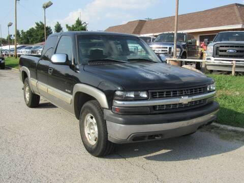 2001 Chevrolet Silverado 1500 for sale at Dealer One Auto Credit in Oklahoma City OK