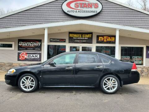 2009 Chevrolet Impala for sale at Stans Auto Sales in Wayland MI