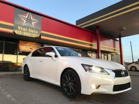 2015 Lexus GS 350 for sale at Star Auto Inc. in Murfreesboro TN
