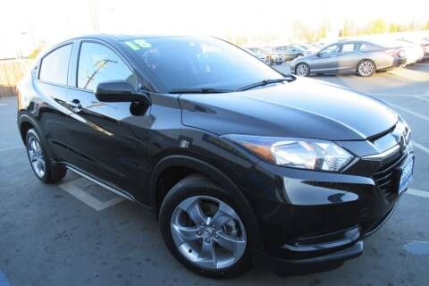 2018 Honda HR-V for sale at Choice Auto & Truck in Sacramento CA
