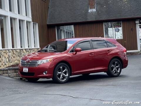 2010 Toyota Venza for sale at Cupples Car Company in Belmont NH