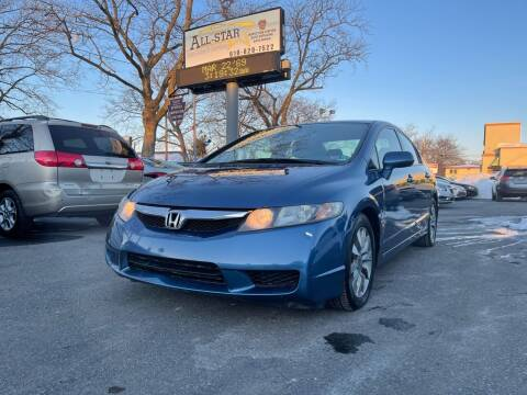 2010 Honda Civic for sale at All Star Auto Sales and Service LLC in Allentown PA