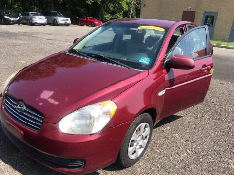 2007 Hyundai Accent for sale at Cars 2 Love in Delran NJ