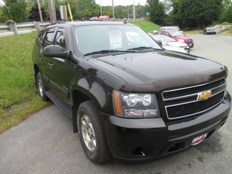 2012 Chevrolet Tahoe for sale at Percy Bailey Auto Sales Inc in Gardiner ME