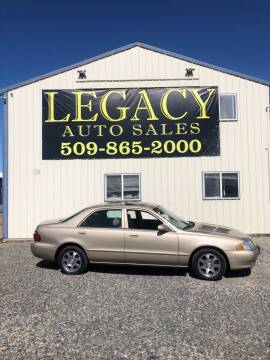 2001 Mazda 626 for sale at Legacy Auto Sales in Toppenish WA