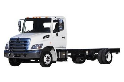 2015 Hino 268 for sale at DOABA Motors in San Jose CA
