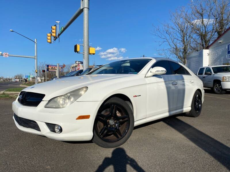 2006 Mercedes-Benz CLS for sale at PA Auto World in Levittown PA
