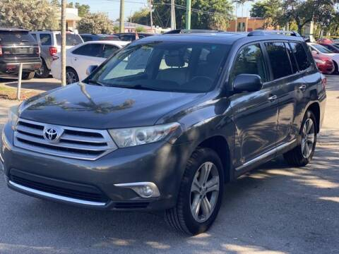2012 Toyota Highlander for sale at BC Motors in West Palm Beach FL