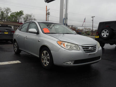 2010 Hyundai Elantra for sale at Buhler and Bitter Chrysler Jeep in Hazlet NJ