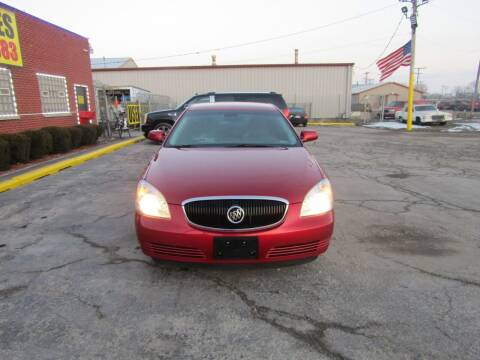 2006 Buick Lucerne for sale at X Way Auto Sales Inc in Gary IN