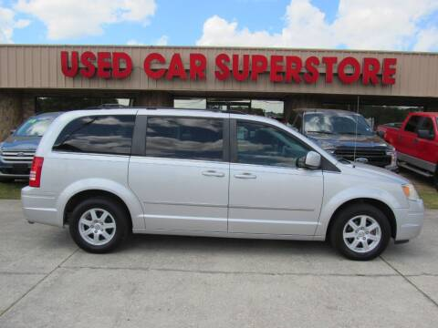2010 Chrysler Town and Country for sale at Checkered Flag Auto Sales NORTH in Lakeland FL