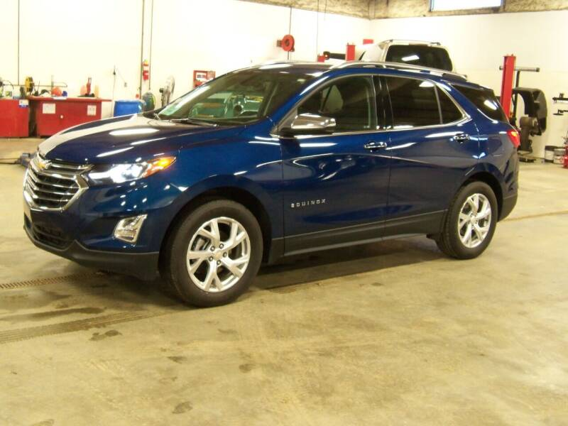 2019 Chevrolet Equinox for sale at Tyndall Motors in Tyndall SD