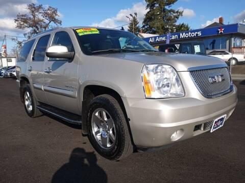 2007 GMC Yukon for sale at All American Motors in Tacoma WA