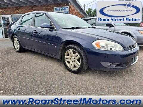 2007 Chevrolet Impala for sale at PARKWAY AUTO SALES OF BRISTOL - Roan Street Motors in Johnson City TN