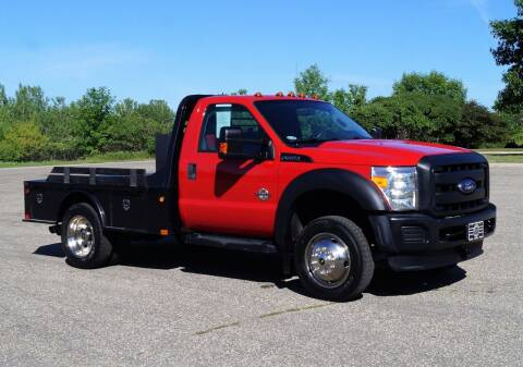 2015 Ford F-550 Super Duty for sale at KA Commercial Trucks, LLC in Dassel MN