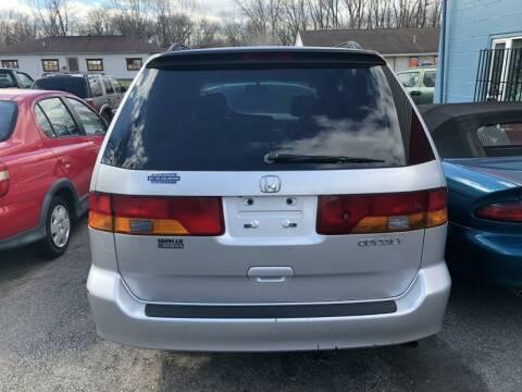 2004 Honda Odyssey for sale at Buy For Less Motors, Inc. in Columbus OH