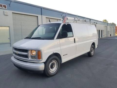 2000 Chevrolet Express Cargo for sale at Cars R Us 2 in Roseville CA