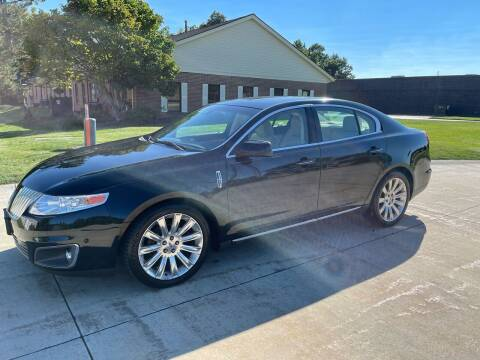 2010 Lincoln MKS for sale at Renaissance Auto Network in Warrensville Heights OH
