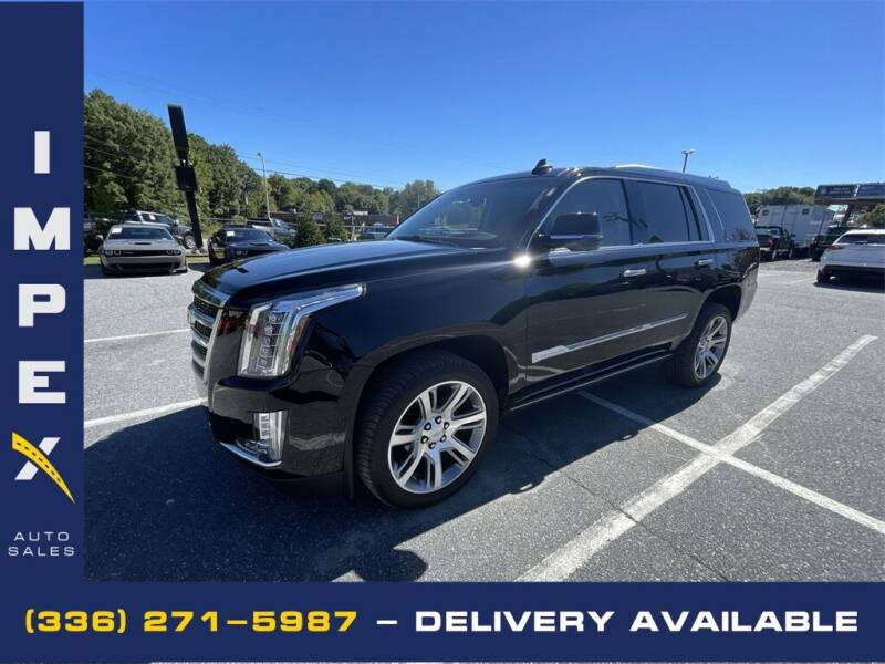 2015 Cadillac Escalade for sale at Impex Auto Sales in Greensboro NC