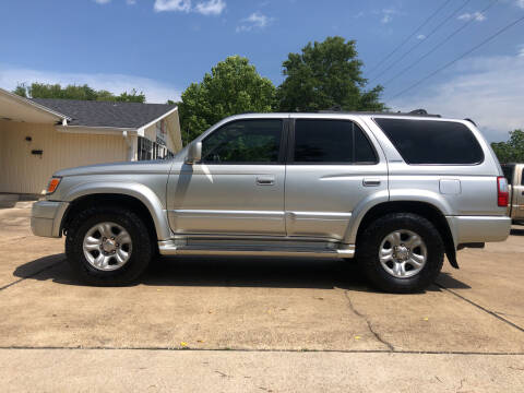 2002 Toyota 4Runner for sale at H3 Auto Group in Huntsville TX