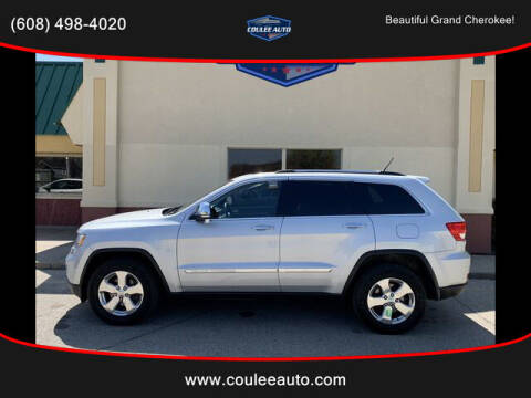 2013 Jeep Grand Cherokee for sale at Coulee Auto in La Crosse WI