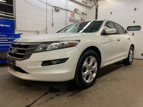 2011 Honda Accord Crosstour for sale at Auto Warehouse in Poughkeepsie NY