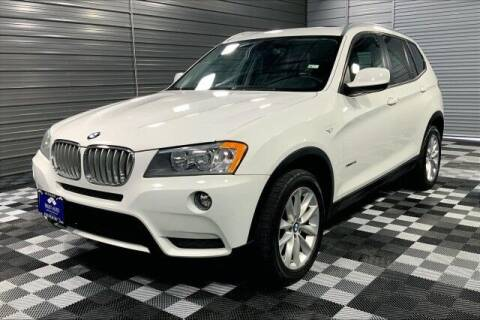 2014 BMW X3 for sale at TRUST AUTO in Sykesville MD