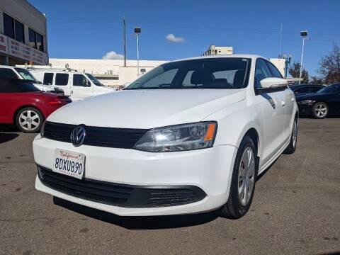 2014 Volkswagen Jetta for sale at Convoy Motors LLC in National City CA