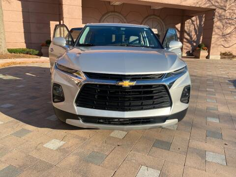 2020 Chevrolet Blazer for sale at Nationwide Auto Sales in Melvindale MI