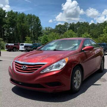 2012 Hyundai Sonata for sale at CARZ4YOU.com in Robertsdale AL