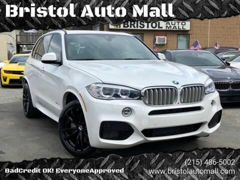 2017 BMW X5 for sale at Bristol Auto Mall in Levittown PA