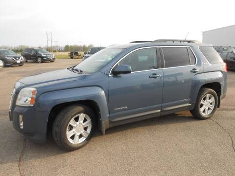 2011 GMC Terrain for sale at Salmon Automotive Inc. in Tracy MN